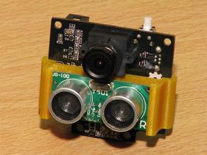Ultrasonic Sensor Bracket for Pixy