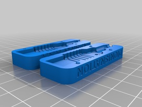 Press mold for USB type A
