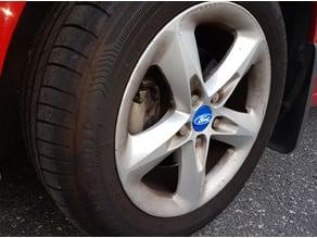 Ford Center wheel cap 45,5mm