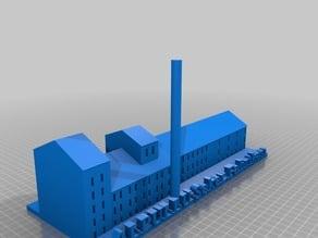 Alpullu Sugar Factory