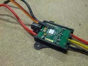 Afro 30A ESC Flanged Box with Cover