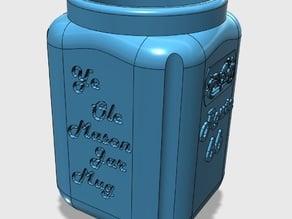 Mason Jar style Mug