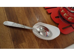 Spatula or Spoon Rest