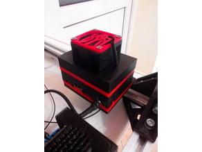 Orange Pi Lite adjustable case with V-slot mount