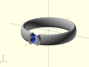 Ring creation script