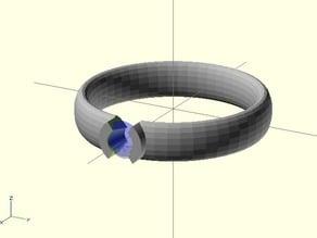Ring creation script