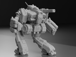HLF-Prime Hellfire for Battletech