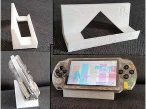 sony PSP stand . playstation ( psp 1000 tested )