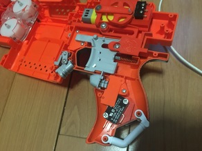 Stryfe Switch Plate - Screw Mounted and Friction Secured
