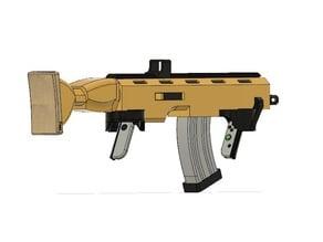 Fortnite nintendo switch gyro gun