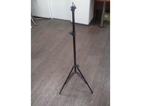 Studio light tripod repair