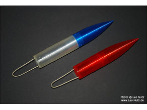 Nosecone Payload for BT-50 Bodytubes