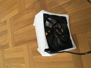 H96max X2 Fan mod