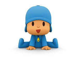 cookie cut Pocoyo