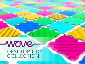WAVE desktop tidy collection