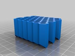 My Customized Parametric Hexagonal Rack