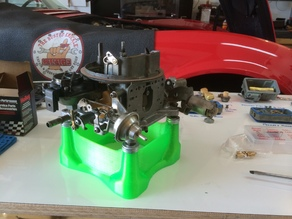 Carburetor Workstand