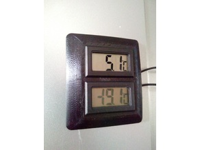 Temperature Sensor Display Holder
