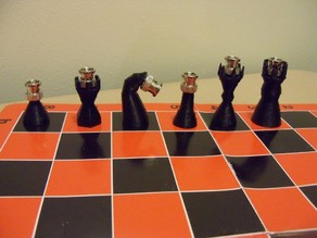 BNC Chess Set