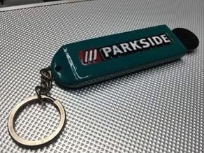 Portachiavi PARKSIDE -Schlüsselring - key ring