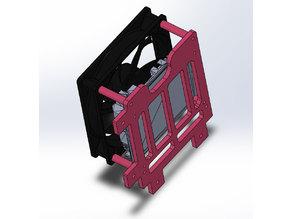 SKR V1.3 holder for TronXY X5Sx.