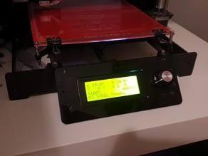 Geeetech I3 Pro B -> P3 Steel Screen Mount