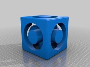 Impossible prison cube