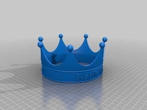 Raffle King Crown