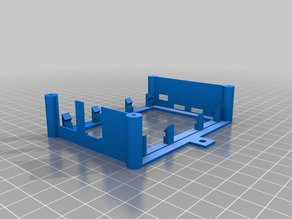 Raspberry Pi Mounting Bracket