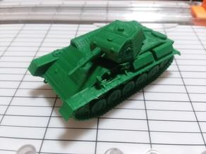 Soviet T-70 Light Tank