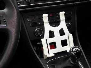 car holder for SAMSUNG Tab 10.1 in SEAT Leon (5F) year 2013