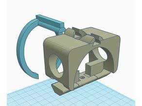 Creality CR-10 Bowden Tube Holder