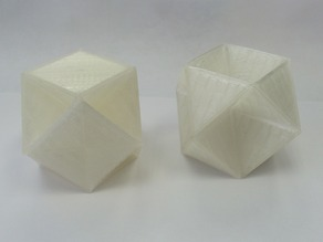 Stewart B4,3 and B4,4 polyhedra