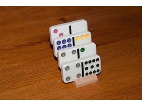 Domino Tile Rack