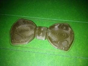Papillon (Bow Tie) - Flat Print