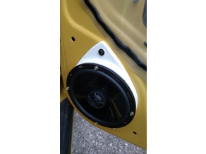 """GM Speaker Adapter for 6.5"""" speakers"""