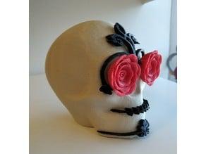 DIY de Los Muertos (DIY Sugar Skull)