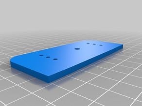 AR 900 Wing backing plate
