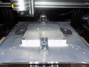 Printed CNC Jig
