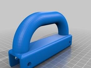 Handle for prusa i3 20x20 aluminium