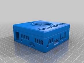 Raspberry Pi Cool Case
