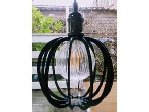 Lamella Lamp