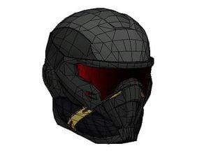 Crysis Warhead Nanosuite Head Hollowed