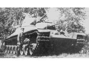 T100 Sovjet multi turet
