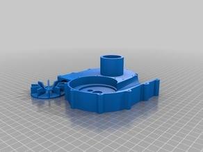 Powerfull water pump