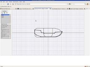 OpenSCAD polygon editor (single HTML file)