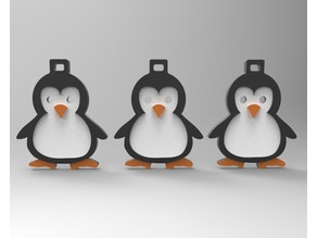 Penguin (Keychain/ Decoration)