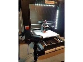 Maker Select SWD2 Left Front Camera Mount