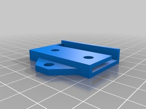 CR- 10 top mount bracket