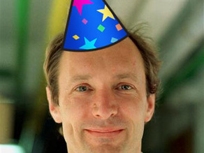 Happy Birthday Tim Berners-Lee!